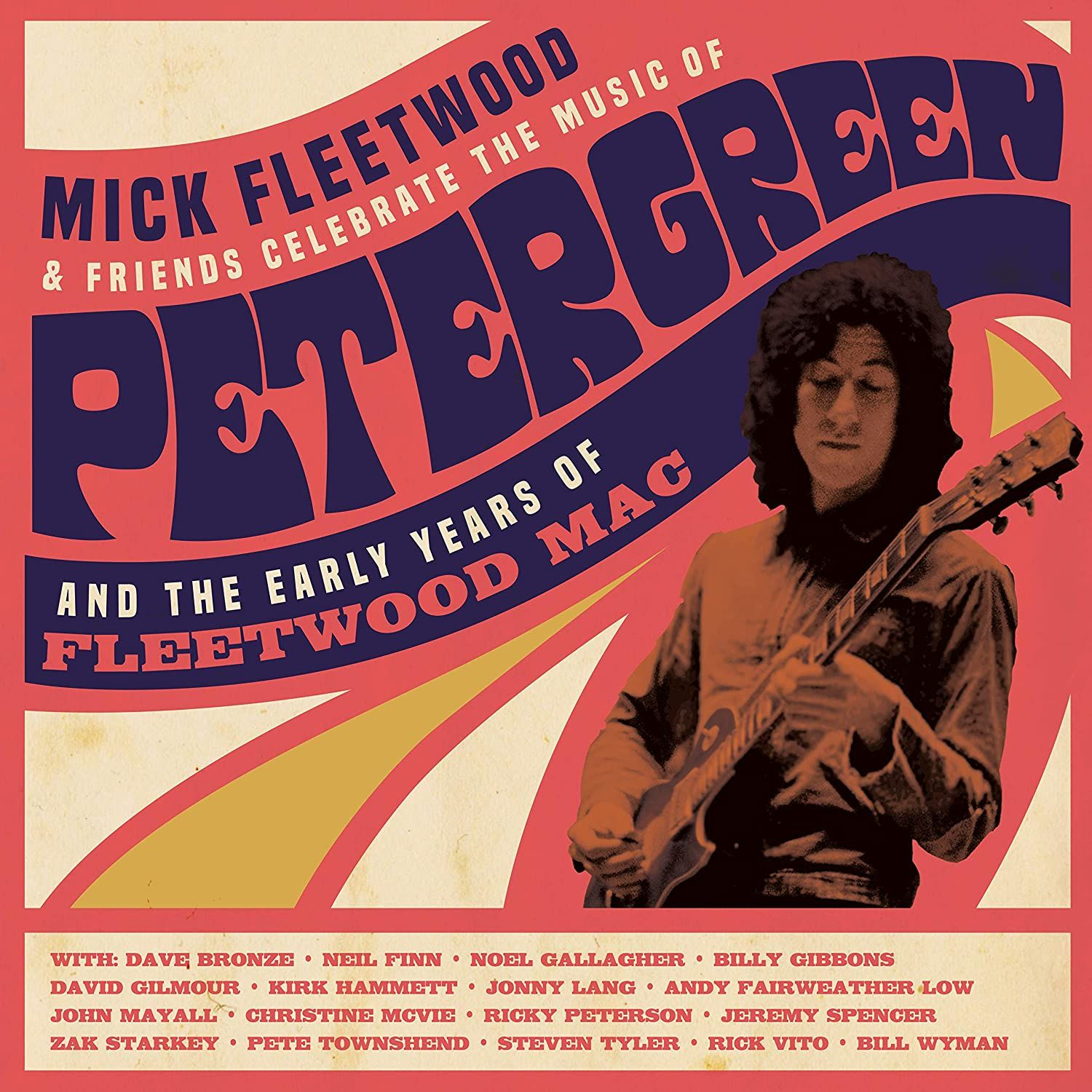 Celebrate The Music Of Peter Green And The Early Years Of Fleetwood Mac - 217315 - Diverse Vinyl